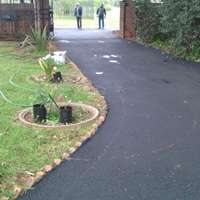 Image of Tarred surfacing /driveways and parkings areas.