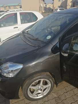 Automatic, black, vvt engine and low mileage