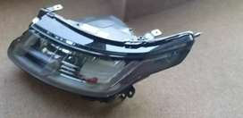Range rover vogue left side headlight
