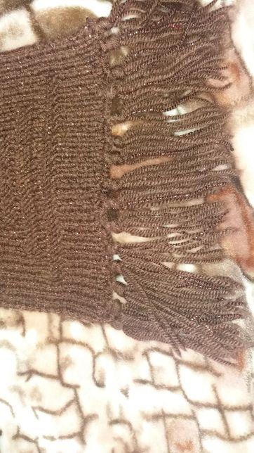 Зимний шарф Николаев Жовтневый - изображение 2