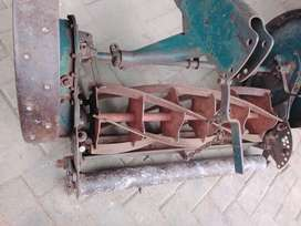 Old Collectable Horse-Drawn Mower