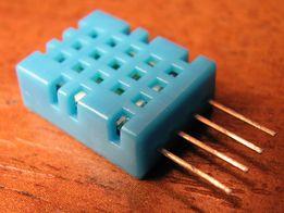 DHT-11, датчик влажности, температуры, ардуино, arduino