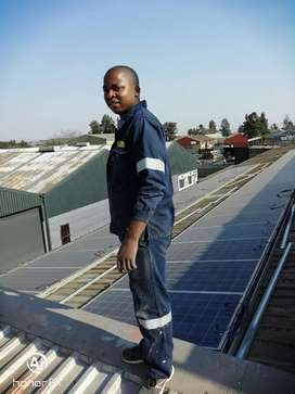 Solar system installation and repare