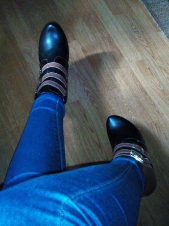 Осінні ботинки Макаров - изображение 4