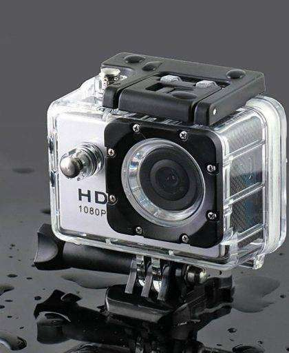 1080p Full HD Waterproof Sports Action Camera 0
