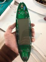 Gr34-A плата,передняя панель управления кондиционером lg,Samsung, gree