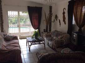 Furnished room to let in garden cottage with professional from 1/1/21