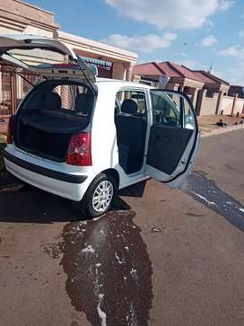 Iam selling my perfect running atos to get bigger car