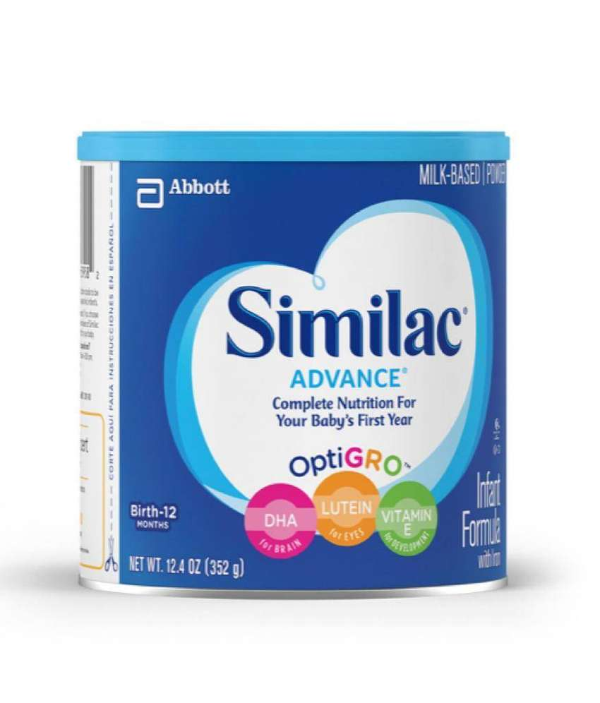 Similac Advance Nutrition for your Baby's First Year 0