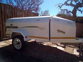 6 Foot Challenger Town Country Trailer For Sale