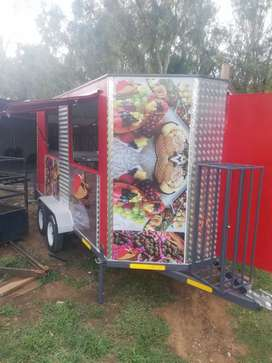 Food trailers for sale best prices