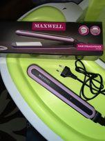Продам Утюжок Maxwell