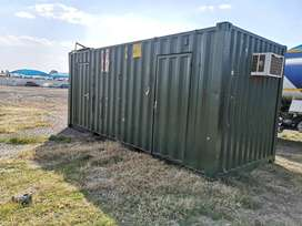6m Office Container