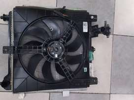 Renault Kwid complete Radietor Fan condenser available for sale