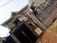 Newly Built room and parlor self contain for rent at abiola farm ayobo 0