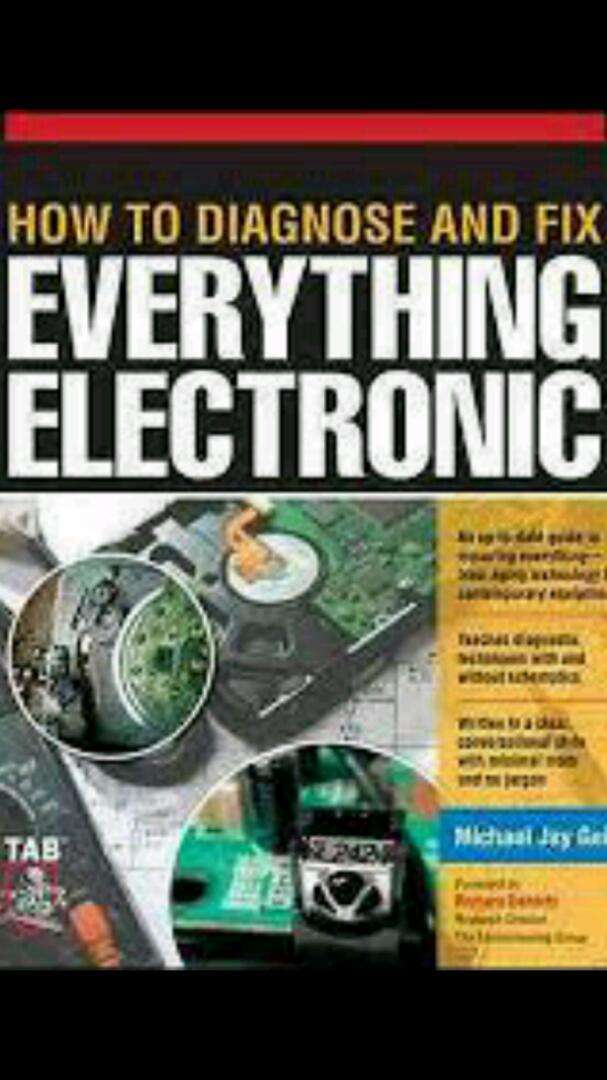 Fix Everything Electronic book 0