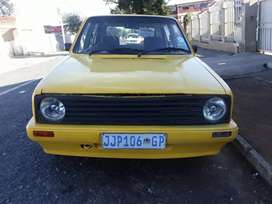 1998 VW CITY GOLF 1.4 ENGINE CAPACITY