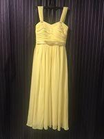 Женское платье вечернее