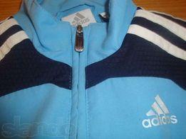 Срочно75 грн! Детская спортивная кофта Adidas 3-4 года р.98 Оригинал!