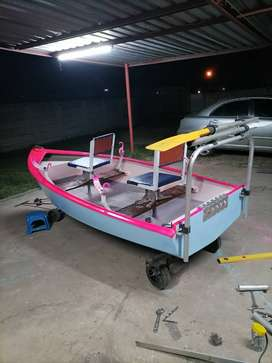 3m Fishing boat with 3.5 HP yamaha