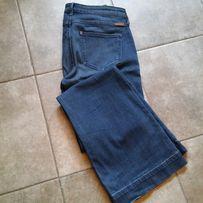 Spodnie damskie h&m 38 jeans