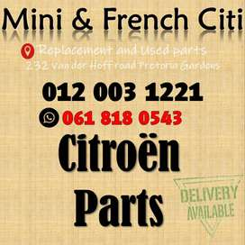 USED CITROEN SPARES FOR SALE
