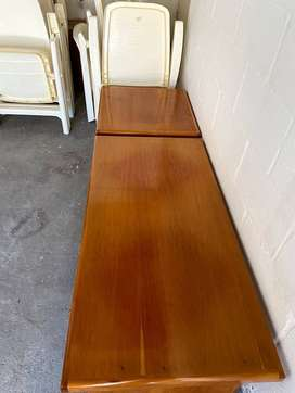 Coffee Table and Side