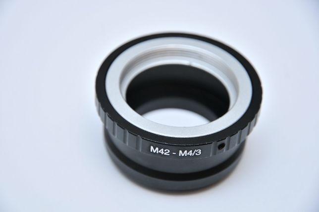M42 - Micro 4/3 Адаптер, переходник Olympus Panasonic Металл НОВОЕ Днепр - изображение 2