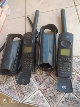 2 Iridium Motorola 9500 satellite phones