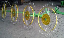 Сіноворошилки сонечко на трактор юмз мтз 5 колес.На підшипниках