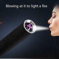 Innowacyjna Zapalniczka Na Podmuch USB Elektroniczna