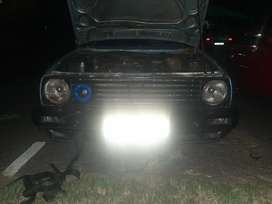 Golf gti mk2 1.6 and I have the papers