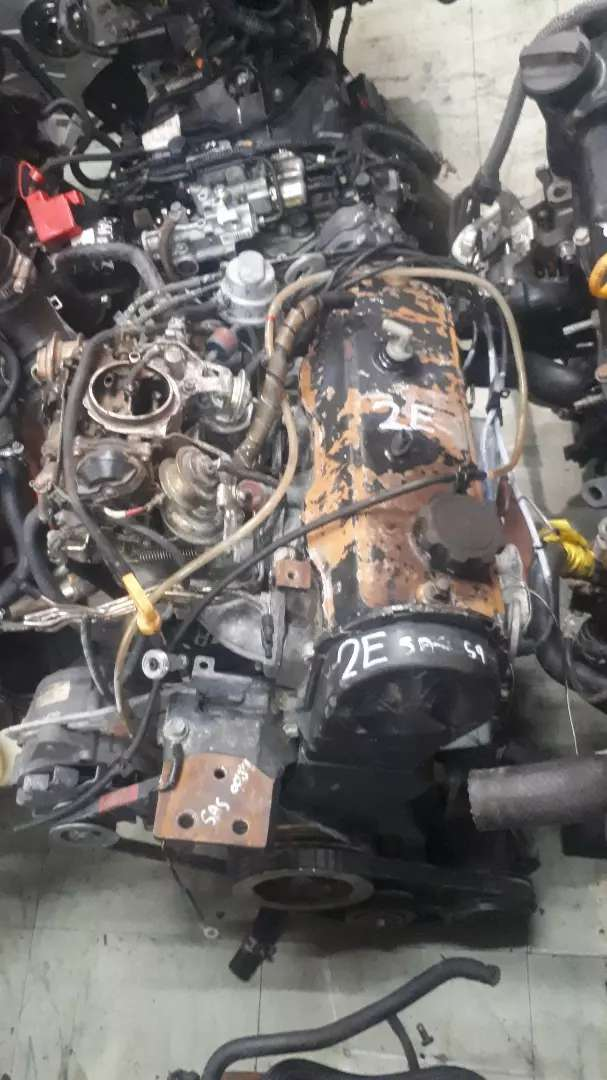 Toyota Tazz 1.3 2e engine for sale 0