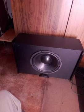 Wharfedale 12 inch active subwoofer.In prestine condition for sale.