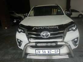 Toyota Fortuner GD6 2.8