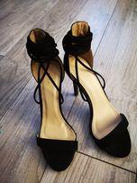 Sandałki wiazane