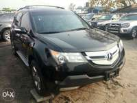 Very sharp foreign used 2009 Acura MDX. Tincan cleared 0