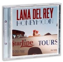 LANA DEL REY - Honeymoon. Album Płyta CD Muzyka Pop Music Eska