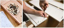 Składanie skręcanie montaż mebli IKEA BRW AGATA