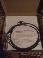 Zu Audio MISSION Hi-Fi RCA Interconnect Cable [1m]