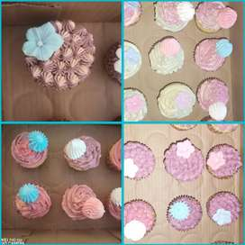 Cakes and cupcakes and cookies