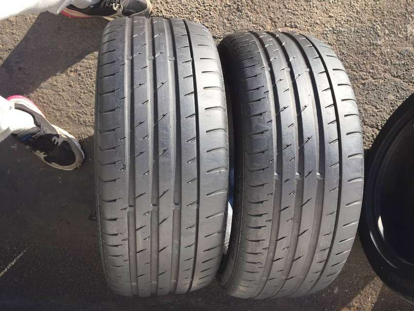225 45 R17 Continental Tyres 0