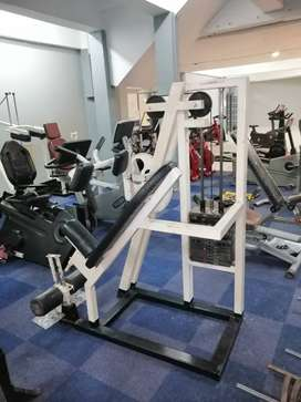 Gym equipment and Spinning bikes