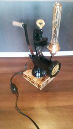 Lampka styl loft .vintage.retro .desing industrialny.rustykalny