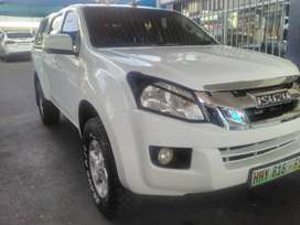 Isuzu KB250 D-Teq Double Cab Manual