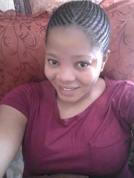 Maid/nanny/cleaner/cook from Lesotho needs stay in