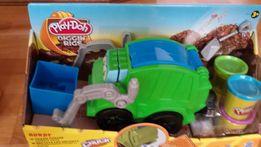 Play-Doh, ciastolina Śmieciarka Rowdy, zestaw
