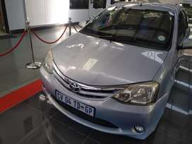BARGAIN: 2013 TOYOTA ETIOS FOR SALE