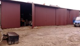 bramy garażowe drzwi wrota wierzeje do stodoły obory na wymiar