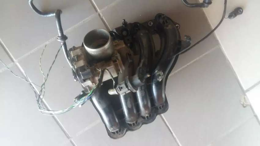 Complete Polo 6 Manifold With Throttle Body 0